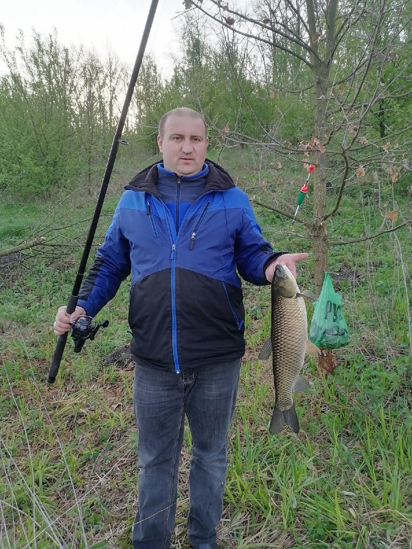 Отчет о рыбалке: Водоём #885303870 — Покровский район — Центральный федеральный округ, Орловская область