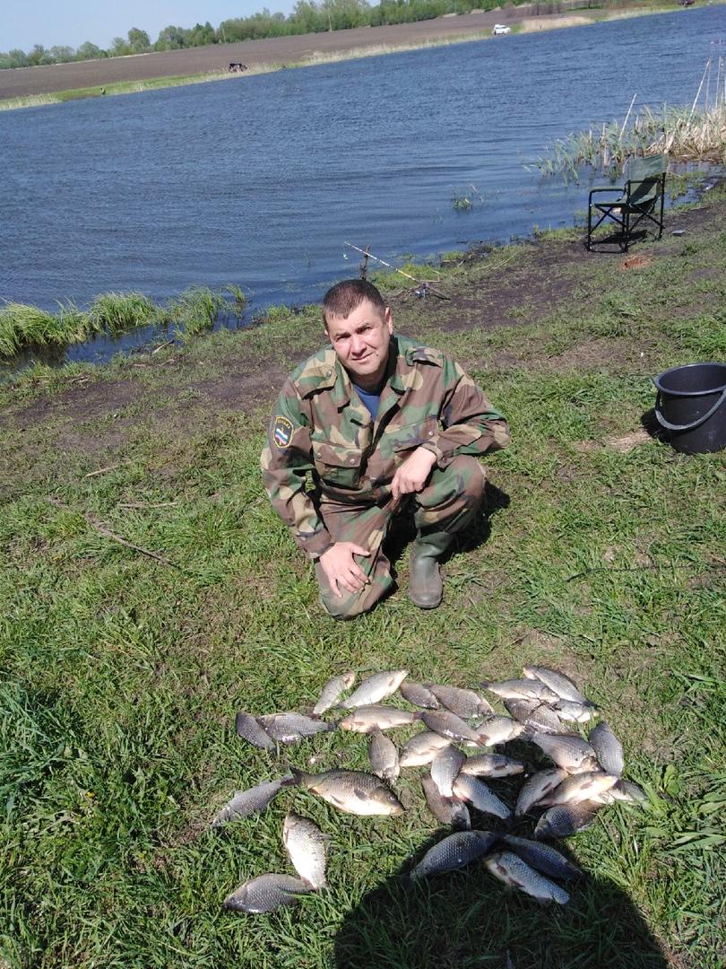 Отчет о рыбалке: Разбегаевский пруд — Знаменский район — Центральный федеральный округ, Орловская область