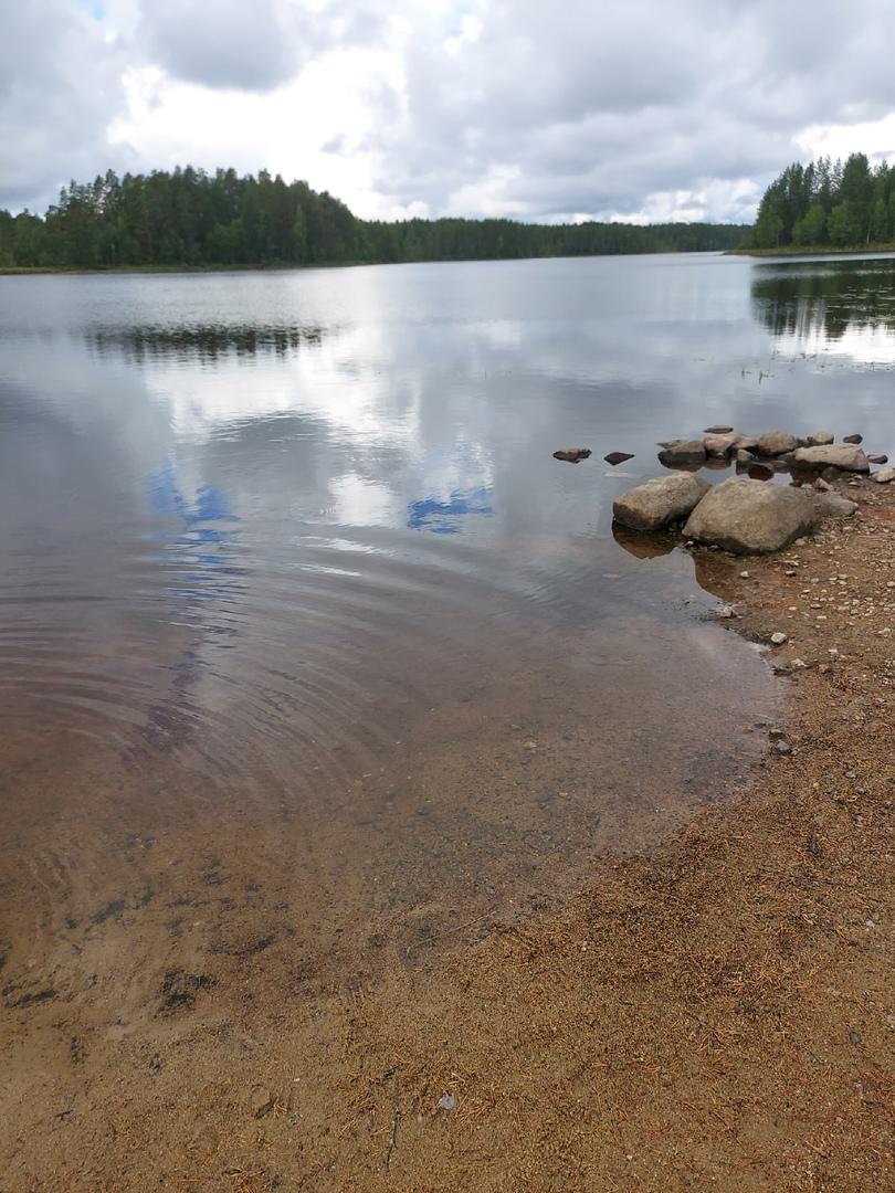 Отчет о рыбалке: озеро Поросозеро — Поросозерское сельское поселение — Северо-Западный федеральный округ, Республика Карелия