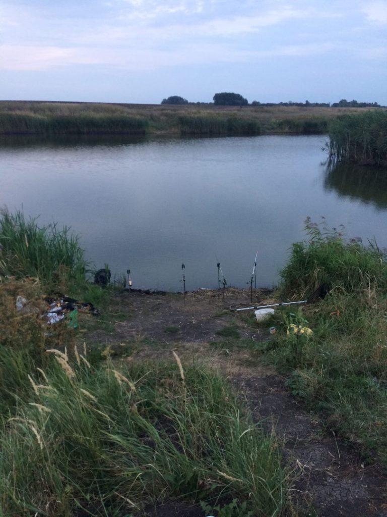 Отчет о рыбалке: Водоём #521809501 — Мордовский район — Центральный федеральный округ, Тамбовская область