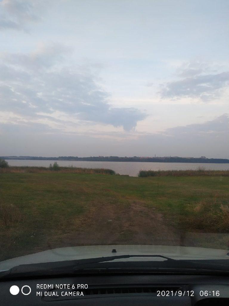 Отчет о рыбалке: Шатское водохранилище — Центральный федеральный округ, Тульская область