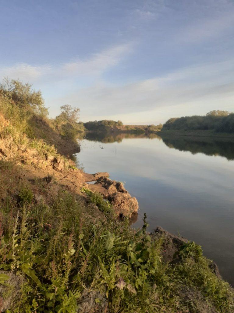 Отчет о рыбалке: Река Ишим — Казанский район — Уральский федеральный округ, Тюменская область