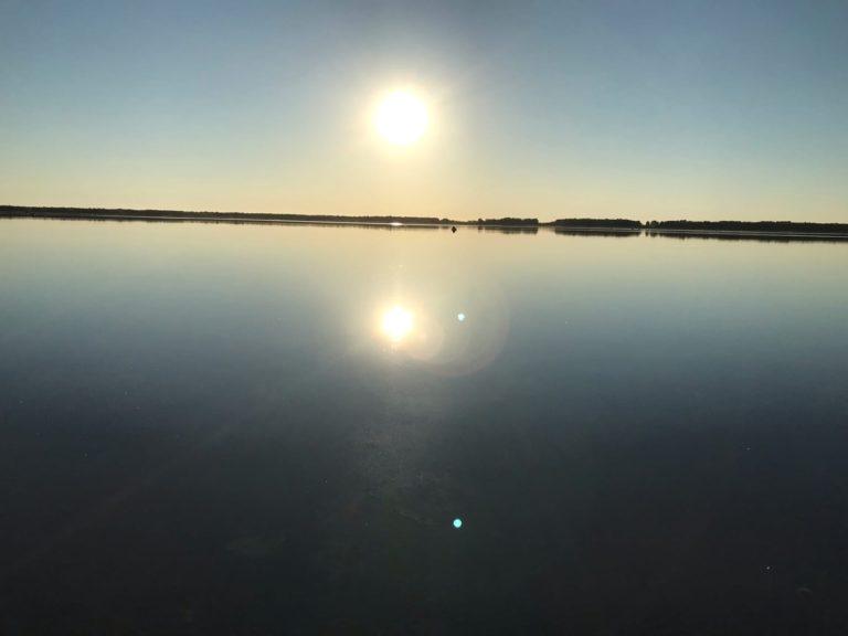 Отчет о рыбалке: озеро Байнауш — Каслинский район — Уральский федеральный округ, Челябинская область