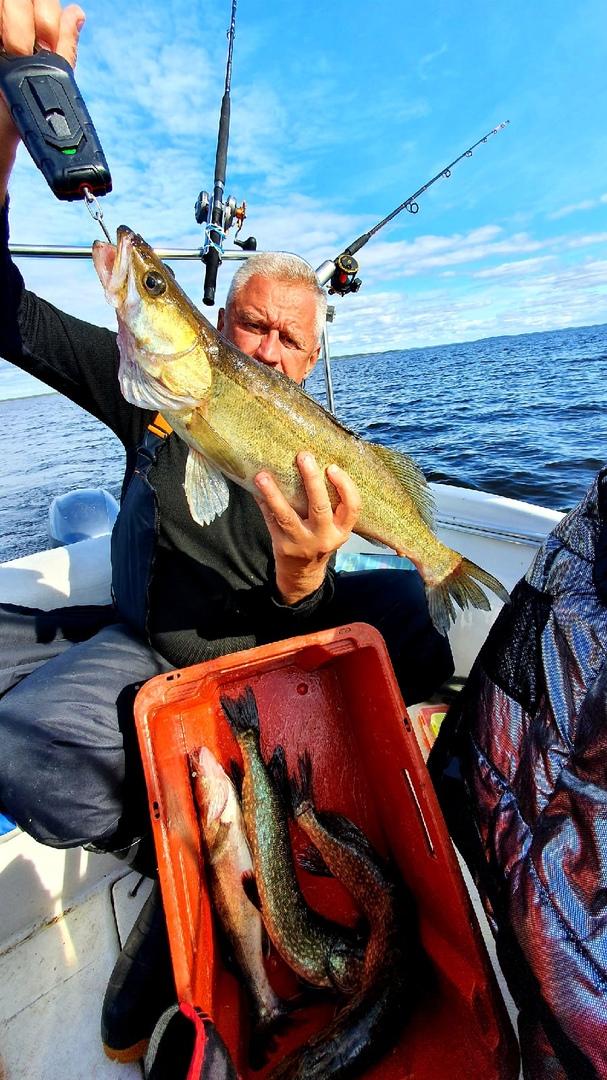 Отчет о рыбалке: озеро Сямозеро — Эссойльское сельское поселение — Северо-Западный федеральный округ, Республика Карелия
