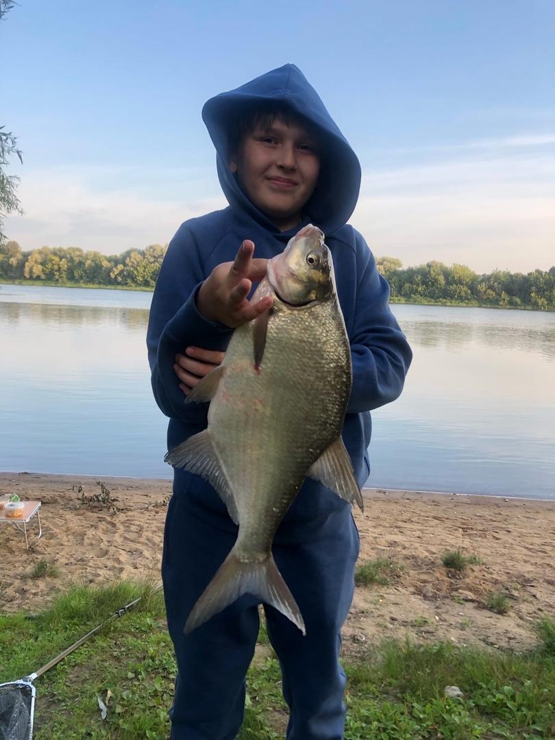 Отчет о рыбалке: Водоём #7765938 — городской округ Серпухов — Центральный федеральный округ, Московская область