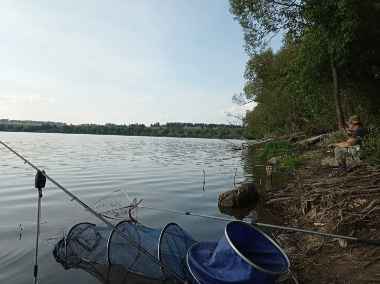 Отчет о рыбалке: Водоём #115257158 — Глазуновский район — Центральный федеральный округ, Орловская область