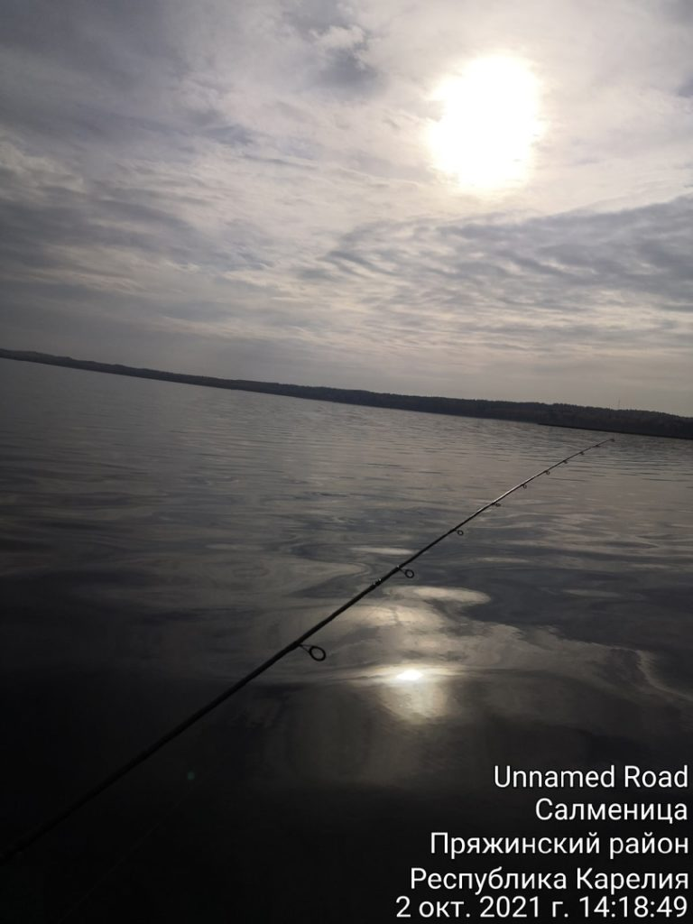 Отчет о рыбалке: озеро Вагатозеро — Эссойльское сельское поселение — Северо-Западный федеральный округ, Республика Карелия