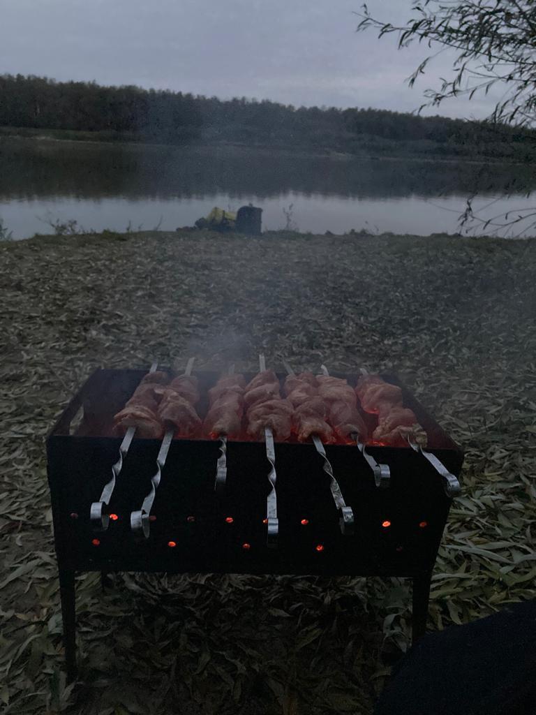 Отчет о рыбалке: Река #303418007 — Евгащинское сельское поселение — Сибирский федеральный округ, Омская область