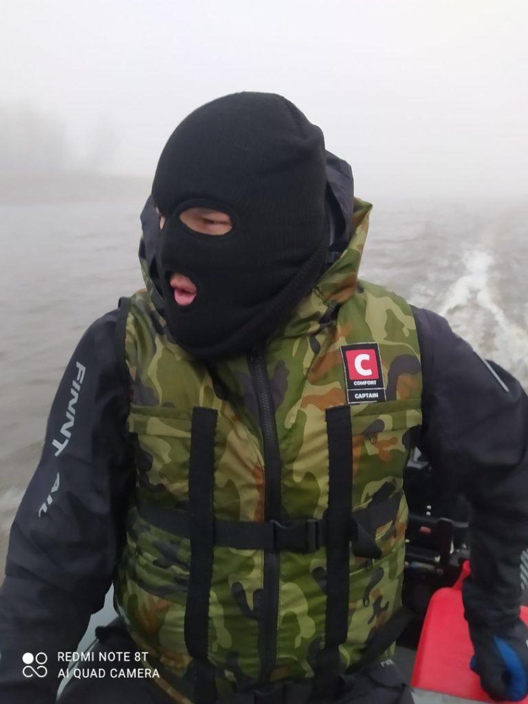 Отчет о рыбалке: Река Обь — Сургутский район — Уральский федеральный округ, Тюменская область, Ханты-Мансийский автономный округ