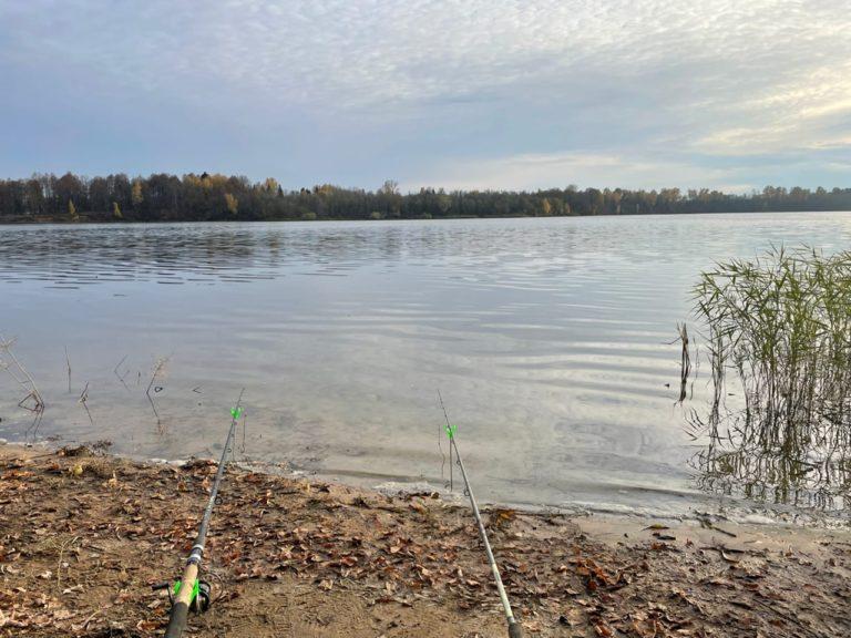 Отчет о рыбалке: Рузское водохранилище — Центральный федеральный округ, Московская область