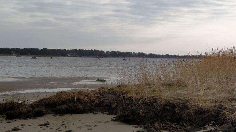 Отчет о рыбалке: Двинская губа — Северо-Западный федеральный округ, Архангельская область