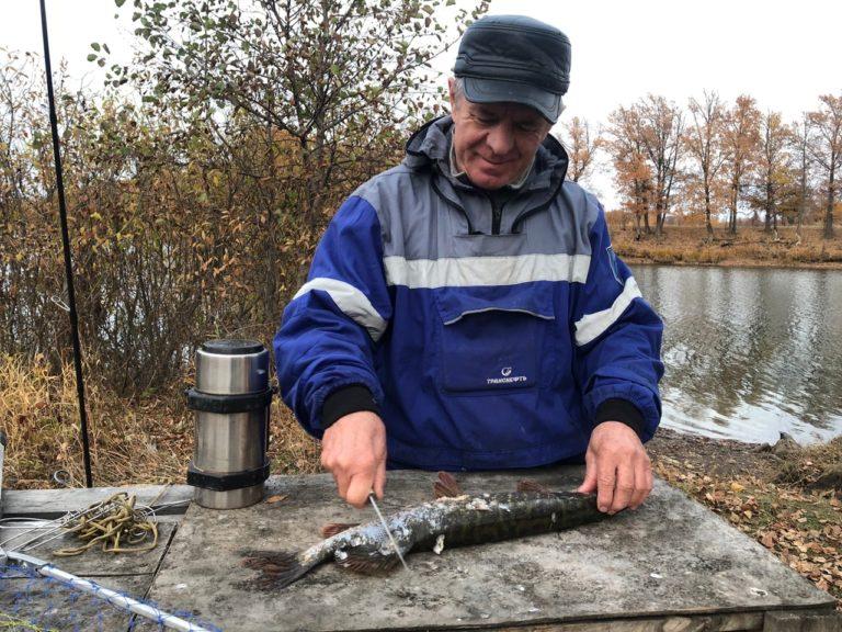 Отчет о рыбалке: озеро Акраш — Кушнаренковский район — Приволжский федеральный округ, Республика Башкортостан