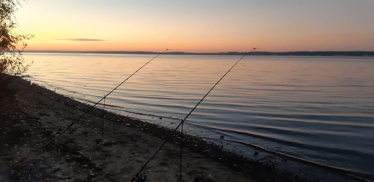 Отчет о рыбалке: Река Волга — городской округ Чебоксары — Приволжский федеральный округ, Чувашская Республика
