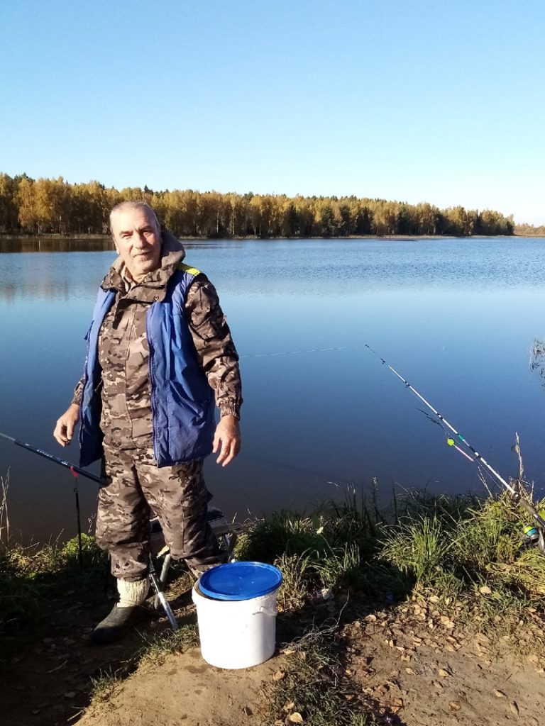 Отчет о рыбалке: Водоём #641780154 — городской округ Солнечногорск — Солнечногорск — Центральный федеральный округ, Московская область