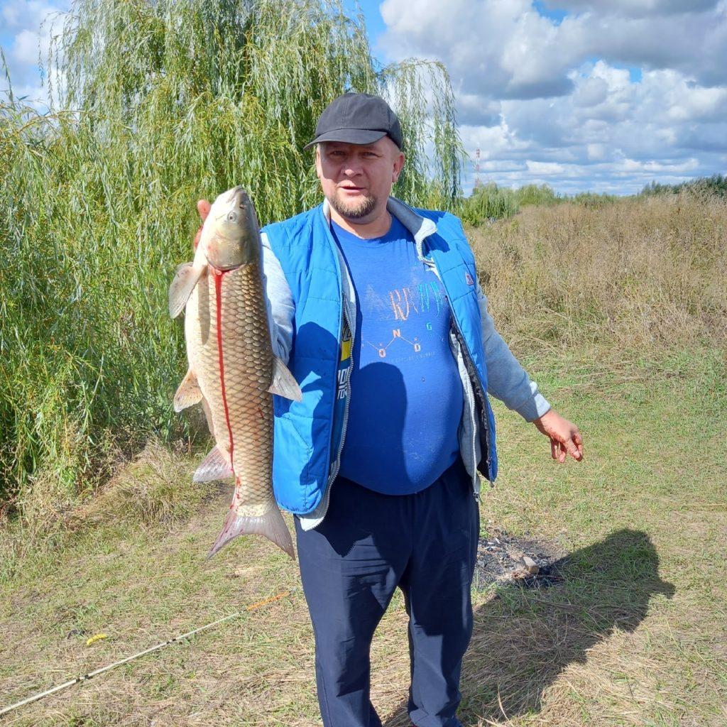 Отчет о рыбалке: Пруд Барский — Уваровский район — Центральный федеральный округ, Тамбовская область